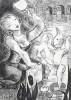 Dix contes de Gaspard de la nuit. Eaux-fortes originales de Marcel Gromaire.. BERTRAND (Aloysius).