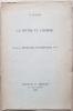 Le Mythe et l'Homme. Extrait des Recherches Philosophiques 1935-36.. CAILLOIS (R.).