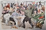 Le Coup de Pistolet de Poumpernikel. Illustrations d'Amédée Lynen.. DREVE (Jean).