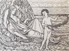 Rêves. Traduction de Madame H. Mirabaud Thorens. Préface de Mademoiselle Marie Diémer. Illustrations de Carlos Schwabe.. SCHREINER (Olive).
