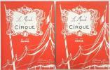 Le Monde du Cirque. . SERGE.