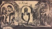 Marehurehu entre le jour et la nuit. Croyances, légendes, coutumes et textes poétiques des Maoris d'O. Tahiti. Avec quatorze illustrations de ...