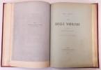 Légendes des bois et chansons marines. Dessins de Léon de Bellée. Une Idylle normande. Illustrations de Antoine Duplais Destouches.. LEMOYNE (André).