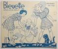 Catalogue Bleuette. Printemps-Eté 1940. . BLEUETTE.