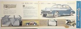 Peugeot 203. . AUTOMOBILE.