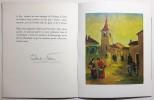 Un demi-siècle de grands millésimes. Peintures de E. Bellini. Avant-propos de Paul Vialar. Exposition-Dégustation Patriarche. VIALAR (Paul).