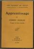 Apprentissage. Croquis de Jean Laverdet.. CHARLES (Gilbert).