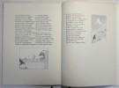 Le Cavalier de Bronze.Traduction de Lydia Chweitzer. Illustrations de Philippe Rousselot.. POUCHKINE ( Alexandre).