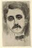 """Supplément à """"Mélanges et pastiches"""" de Marcel Proust. Cuivres originaux de Berthold Mahn.. MAUROIS (André)."""