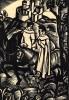 Amis et Amiles suivi de Asseneth. Contes des XIIIe et XIVe siècles tournés en nouveau langage par Fernand Fleuret. Bois originaux de Paul Welsch.. ...