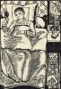Le Jugement Dernier. Orné de gravures par Jean Marchand.. MALHERBE (Henry).