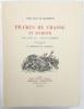 Drames de chasse et d'amour. Sous Louis XV- sous la Terreur. Illustrations de La Marquise de Noailles.. MARTIMPREY (Comte René de).