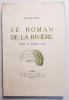 Le Roman de la Rivière. Images de Georges Delaw.. PONSOT (Georges).