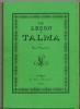 La leçon de Talma.. FAUCHOIS (René).