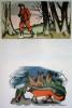 De Goupil à Margot. Histoires de bêtes. Gravures sur bois de Lucien de Jaegher.. PERGAUD (Louis).