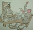 Les rencontres de M.de Bréot. Illustrations en couleurs de Touchet.. REGNIER (Henri de).