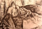 Le Bon Vouloir. Moralité couronnée par l'Académie Française et entièrement illustrée par l'Auteur.. HERVIEU (Louise).