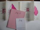 fig. 3 (revue) Collectif : D. Fourcade / A.M. Albiach / Paul Celan (Photos)/ F. Barbâtre/ A. Parrian / Jacques Roubaud : G. Garouste/ A. Kojève/ C. ...