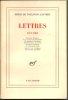 LETTRES.. Henri de TOULOUSE-LAUTREC