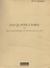 LES QUATRE LIVRES DE PHILOSOPHIE MORALE ET POLITIQUE DE LA CHINE. Traduits du chinois par M.G. Pauthier.. CONFUCIUS et MENCIUS - M.G. PAUTHIER trad.