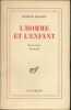 L'HOMME ET L'ENFANT. Souvenirs - Journal.. ADAMOV Arthur