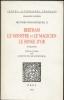 OEuvres dramatiques, II : BERTRAM - LE MONSTRE ET LE MAGICIEN - LE SONGE D'OR.. NODIER Charles