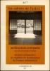 Cahiers de l'A.D.R.I. 1, n° 6/7 : Architecture comparée. Asie du Sud et Asie orientale. Analyse comparative de modèles de structuration de l'espace ...
