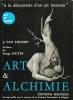 ART ET ALCHIMIE. Étude de l'iconographie hermétique et de ses influences.. LENNEP Jacques van