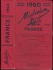 GUIDE MICHELIN FRANCE 1960 .. [ COLLECTIF MICHELIN ]