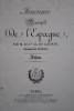 Itinéraire descriptif de l'Espagne, troisième édition.. LABORDE (Cte AL. DE).