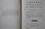 Voyages de M.P.S. PALLAS, en différentes provinces de l'Empire de Russie, et dans l'Asie septentrionale ; traduits de l'Allemand, par M. Gauthier de ...