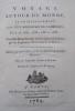 Voyage autour du monde, et principalement à la côte nord-ouest de l'Amérique, fait en 1785, 1786,1787 et 1788, à bord du King-George et de la ...