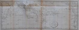 Voyages à Madagascar, au Maroc et aux Indes Orientales. Paris, Prault, An X, 1802.. ROCHON ALEXIS.