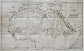 Voyage dans l'Afrique septentrionale, depuis Le Caire jusqu'à Mourzouk, capitale du royaume de Fezzan. Suivi d'éclaircissements sur la géographie de ...