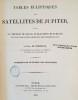 TABLES ECLIPTIQUES DES SATELLITES DE JUPITER. DAMOISEAU