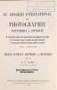 IX e CONGRES INTERNATIONAL DE PHOTOGRAPHIE SCIENTIFIQUE ET APPLIQUEE. CLERC