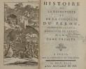 HISTOIRE DE LA DECOUVERTE ET DE LA CONQUETE DU PEROU. AUGUSTIN DE ZARATE