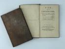 Vie du Capitaine Cook, traduite de l'Anglois… par M. Castera.  . KIPPIS Dr. Andrew