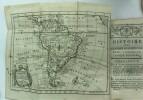 Histoire des colonies européennes dans L'Amérique en six parties. Traduite de l'anglois par M. E.. BURCK (W.)