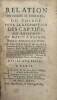 Relation en forme de journal, du voiage pour la rédemption des captifs, aux roiaumes de Maroc & d'Alger. Pendant les Années 1723, 1724 & 1725. . De la ...