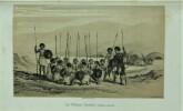 Second voyage sur les deux rives de la mer Rouge dans le Pays des Adels et le Royaume de Choa. . Rochet d'Héricourt, Charles E. Xavier.