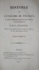 HISTOIRE DE L'ANARCHIE DE POLOGNE. RULHIERE