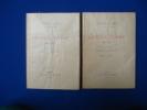 Journal Intime ( 1878-1881) (1882-1885) publiés par son fils Samuel P. Loti - Viaud (2vol. ). LOTI Pierre