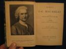Extraits de J.J. Rousseau. Brunel L