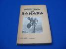 LE SAHARA. HARDY Georges