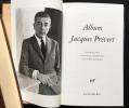 ALBUM PRÉVERT. André Heinrich - Jacques Prévert