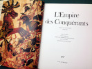 LES PHARAONS. L'EMPIRE DES CONQUÉRANTS.. Collectif. ALDRED, Cyril, Paul BARGUET,  Christiane DESROCHES-NOBLECOURT, Jean LECLANT et Hans Wolfgang ...