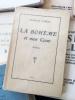 La bohême et mon cœur . Poèmes. 1912. CARCO, Françis
