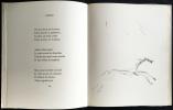 POMME ENDORMIE. Lithographies originales d'Alberto Giacometti.. LÉNA LECLERCQ - Alberto GIACOMETTI