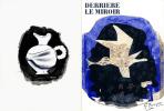 DERRIÈRE LE MIROIR N° 115. BRAQUE. Juin-Juillet 1959. . BRAQUE, Georges - Georges Charbonnier.